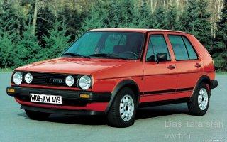VW Golf II