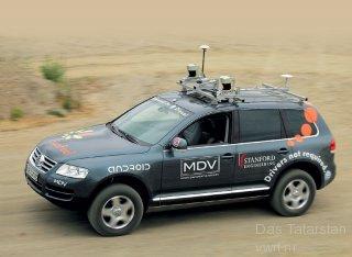 VW Autopilot Toareg