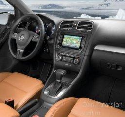 VW Golf VI Интерьер
