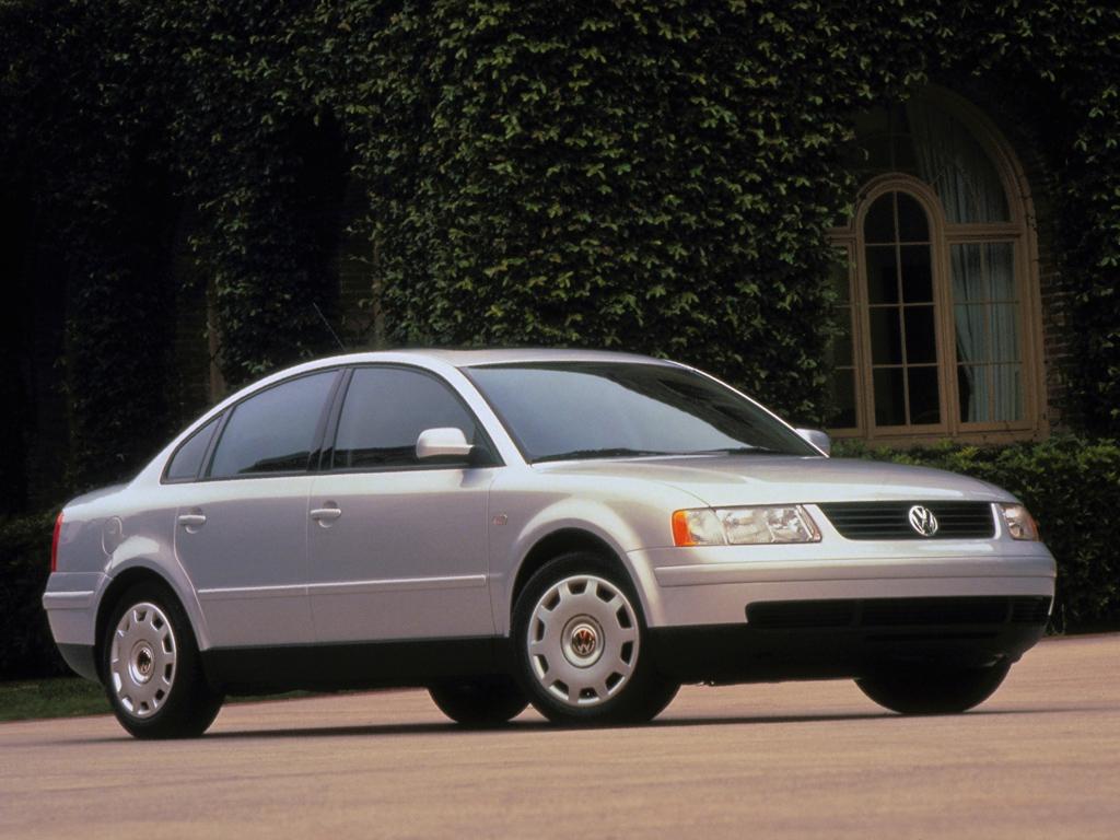 Размер колес на Volkswagen Passat Фольксваген Пассат