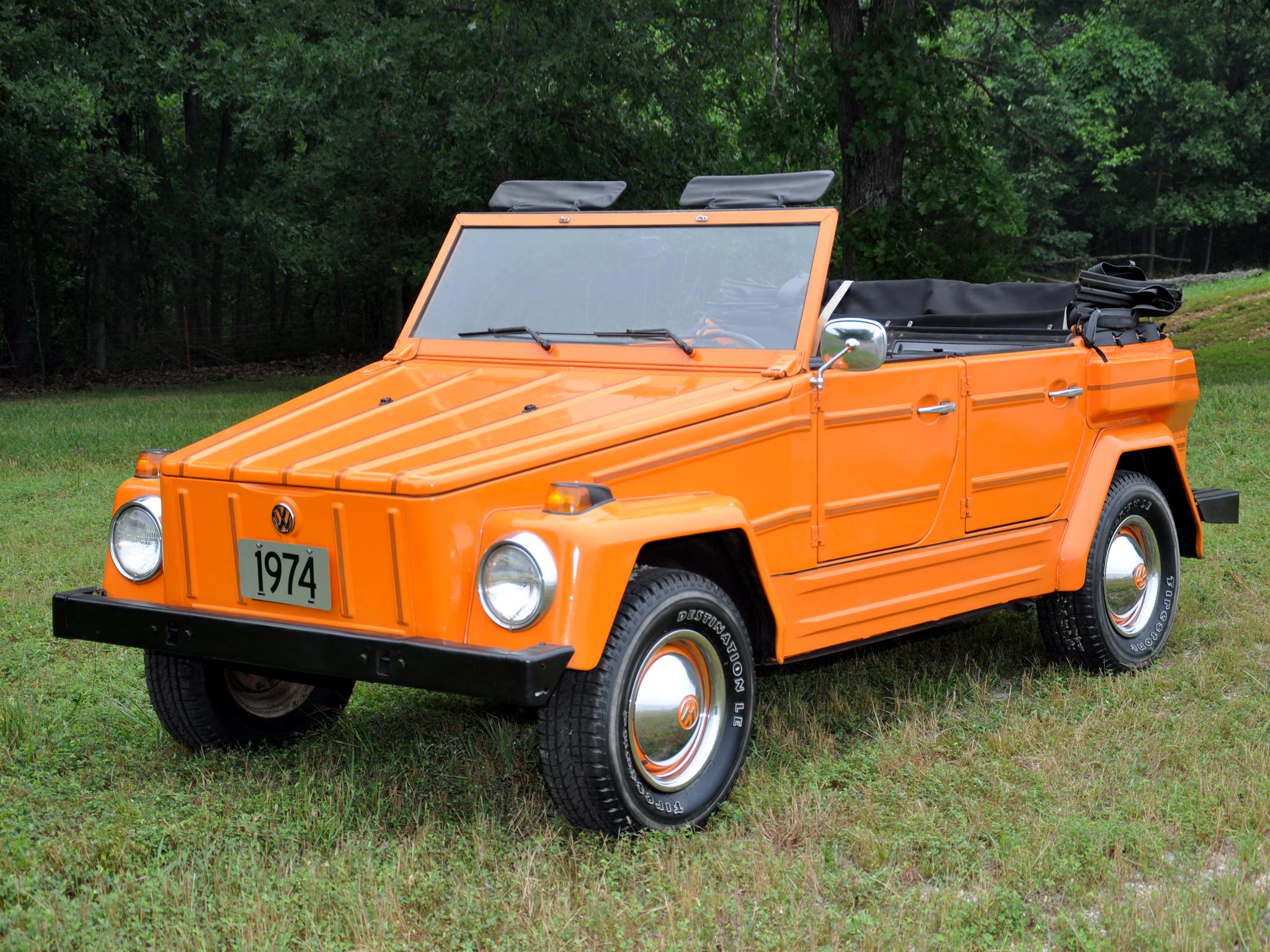 Volkswagen Type 181 1969-80
