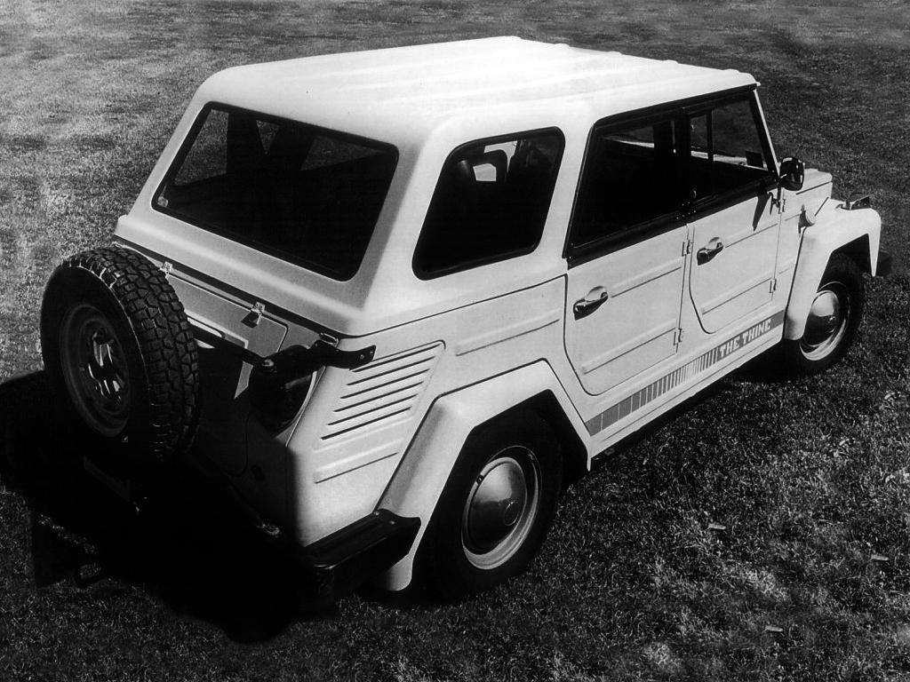 Volkswagen Type 181 1973-75