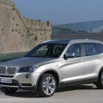 Тест-драйв Audi Q3 vs Range Rover Evoque vs BMW X3