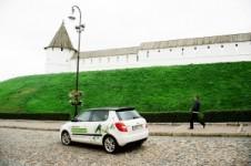 Skoda Fabia RS в Казани