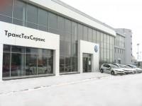 Открытие нового дилерского центра Volkswagen в Казани