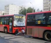 Казанцев пересаживают на автобусы