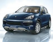 Porsche выпускает дизельный Cayenne