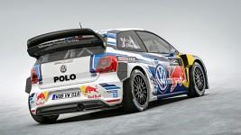 Volkswagen представил 2015 Polo R WRC