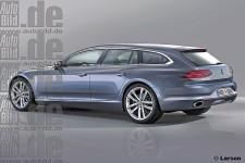 Volkswagen готовит конкурента «пятерке» BMW и Мерседесу Е-класса