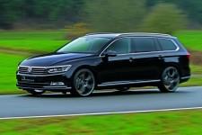 Volkswagen Passat B8 — есть первая «прокачка»