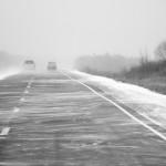В Татарстане ожидаются метели, мокрый снег и гололедица