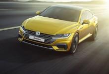 Volkswagen Arteon на Женевском автосалоне